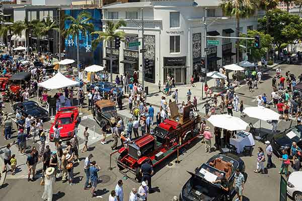 Rodeo Drive Councours d'Elegance