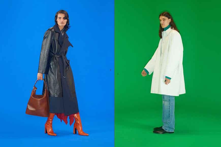 Balenciaga Womens Mens Fashion House
