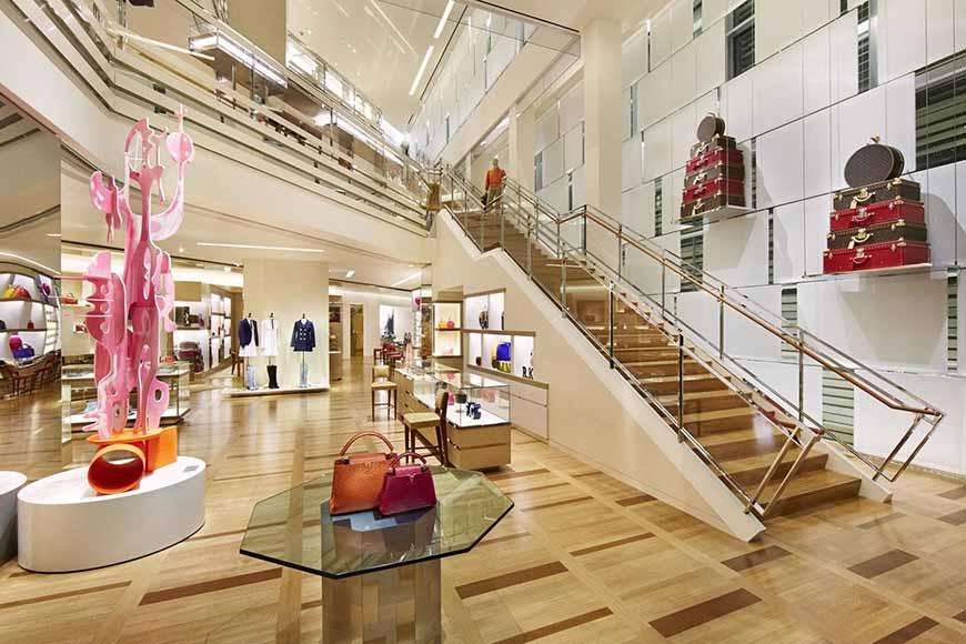 Louis Vuitton Luxury Brand