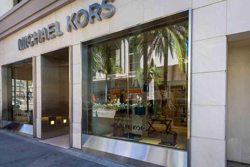 Michael Kors Iconic French Fashion House